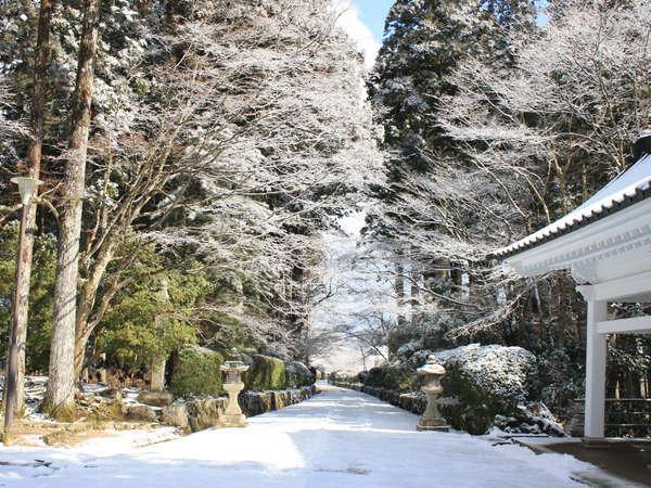 *【冬】高野山