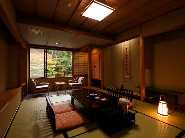 ■【客室】スーペリア庭園眺望のお部屋 バス付き