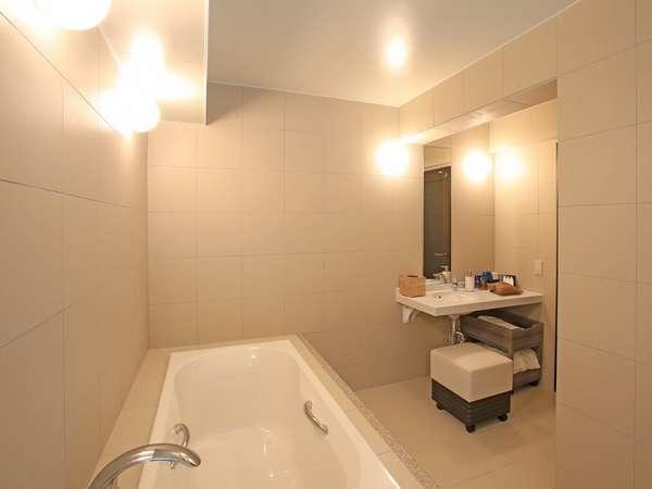 くむいの宿バスルーム