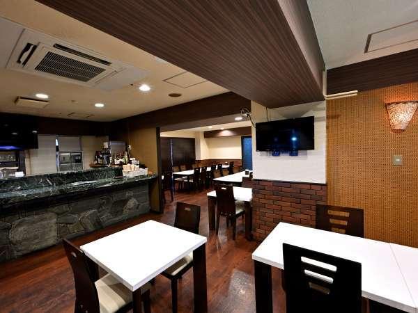 【ホテルダイニング パサージュ】朝食(06:30~09:30)定食やコースの夕食(17:00~20:00)