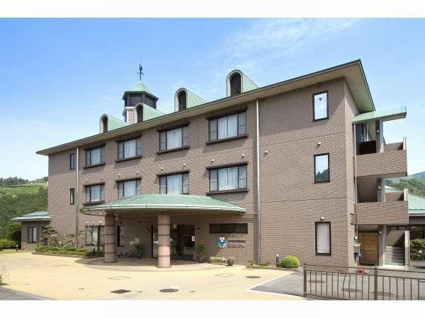 花の森ホテル(正面)