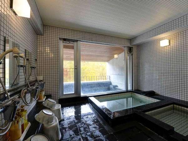 *タワー館浴場(内風呂)_クアハウスで癒しの気分をご満喫ください