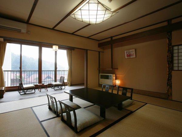 【客室例】彩雲亭 メゾネットタイプ客室