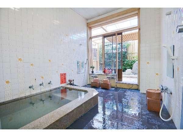 大浴場:女性風呂
