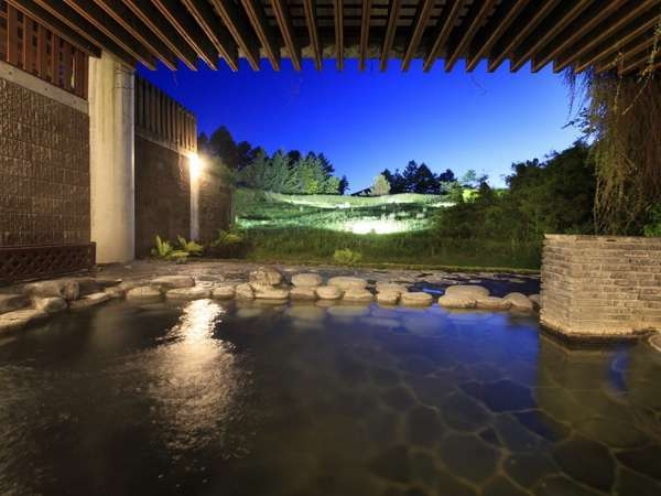 温泉大浴場「相生の湯」