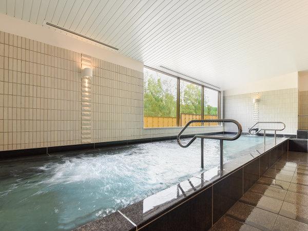 *【風呂(大浴場 一例)】当日24時まで、翌朝は6時から9時までご利用いただけます。