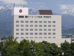 市内唯一の「シティホテル」。各種観光地へのアクセスも、好立地♪