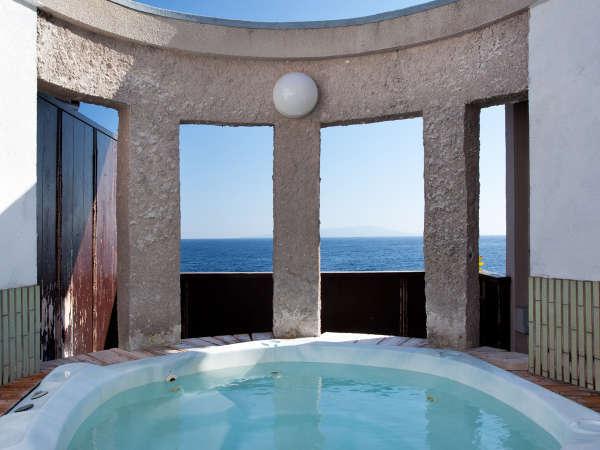 【貸切風呂(式根島・神津島/ジェットバス)】貸切風呂は1組50分無料!当日予約の先着順となります。