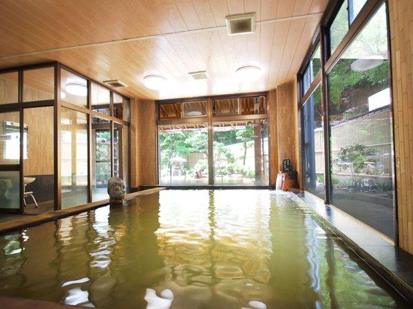 弘法の湯(ナトリウム・カルシウムー塩化物温泉)