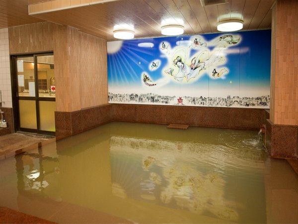 弁天の湯(ナトリウム・カルシウムー塩化物温泉)