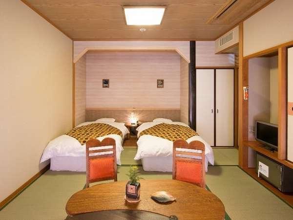 潮風 禁煙和室ツインベッド