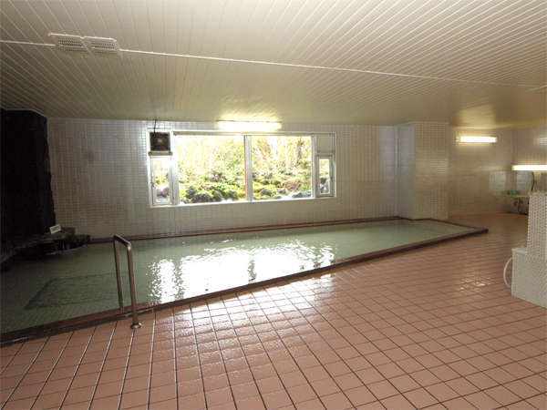 24時間入浴可能な大浴場(清掃時以外)