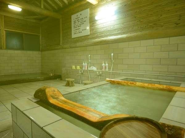 【大浴場】2015年10月にリニューアルOPEN。寝湯が新設されました