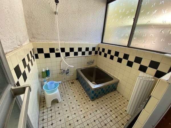 昭和のお風呂
