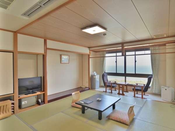 海の見える和室10畳のお部屋