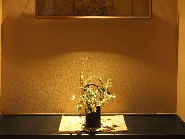 館内の行灯に心が和みます・・・一人旅も歓迎♪もちろんご家族やカップルの方もどうぞ!