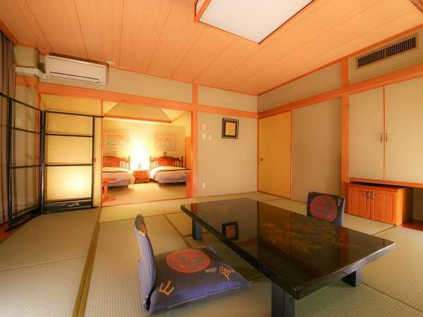 天聖殿特別室『和室』