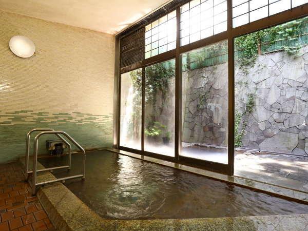 ■大浴場 信州最古といわれる良質なお湯 美人の湯と言われております