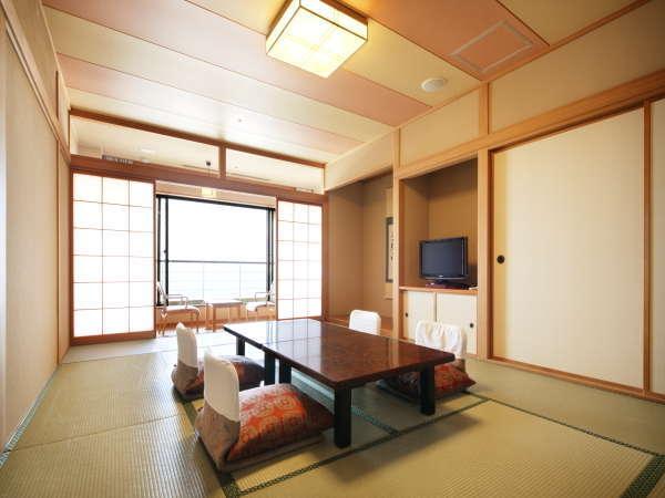 日本海一望の「はま風」スタンダード客室