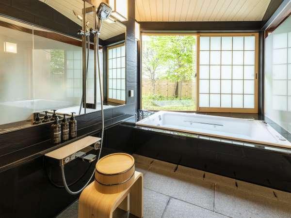 和室 バスルーム一例