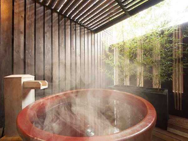 ◇本館◇和スイート桜/富士 客室露天風呂