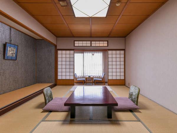 【泰平】みのや泰平閣で1番予約が多い和室10畳