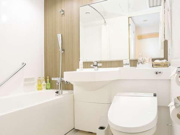 【バスルーム】シングル、セミダブル