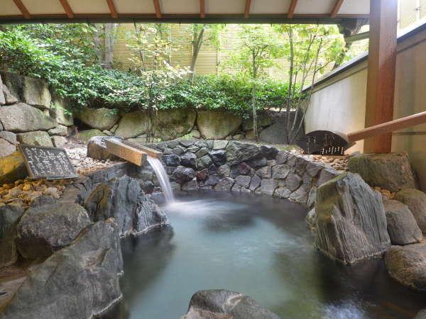 【湯次郎の湯】貸切風呂は内湯と露天風呂付♪他に滝見の湯もございます♪