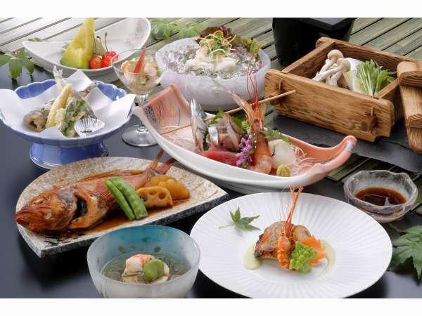 【魚々彩々 旬味の宿 うお昭】前身が魚屋の料理にこだわる旅館です。