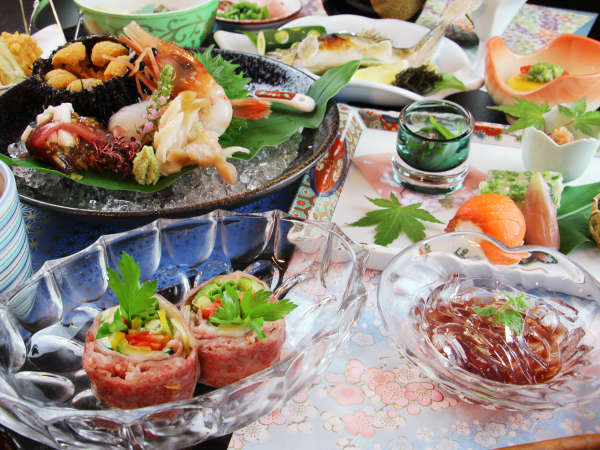 【滝ノ原温泉 四季の味宿 割烹ちどり荘】1日4組限定の宿~季節の彩りをお皿の上で堪能する贅沢な美食旅を~