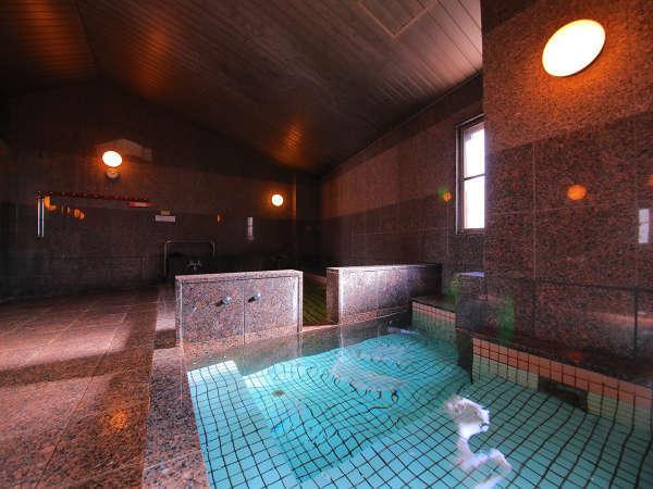 ■やわらぎの湯■ひんやり冷たい『水風呂』♪【利用時間】16時~24時/5時~9時