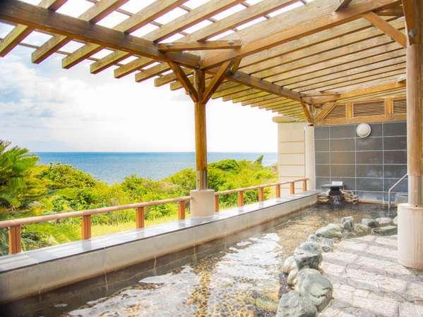 【いそざき温泉 ホテルニュー白亜紀】2019年4月増室!天然温泉の露天風呂から太平洋を一望♪
