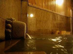 塩分が豊富な磯部の湯は、保温効果や保湿効果が抜群!