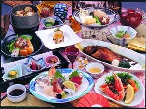 海鮮料理例