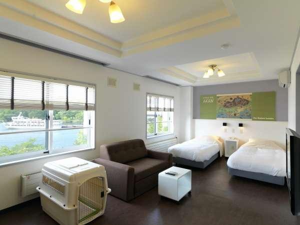 トゥラノ館・客室一例