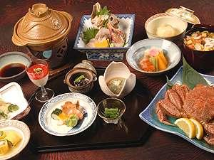 【温泉旅館もとよし】純度100%の温泉と北海道の海の幸をたっぷり堪能できる宿!