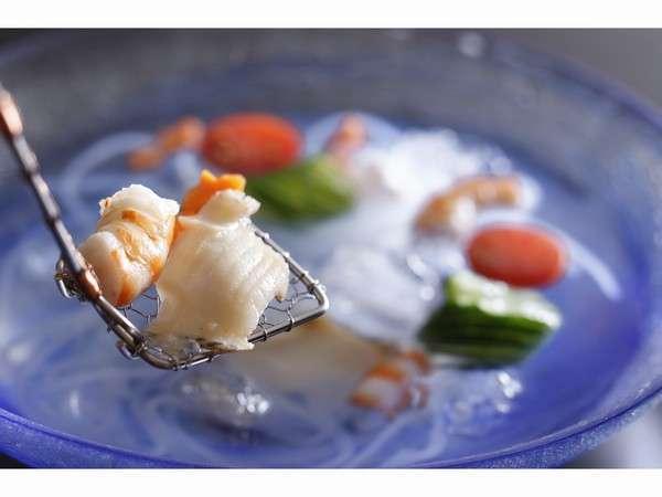 夏の酢物「金魚鉢」