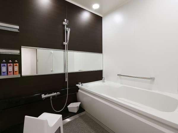【客室】和洋室50㎡Aタイプ浴室 一例