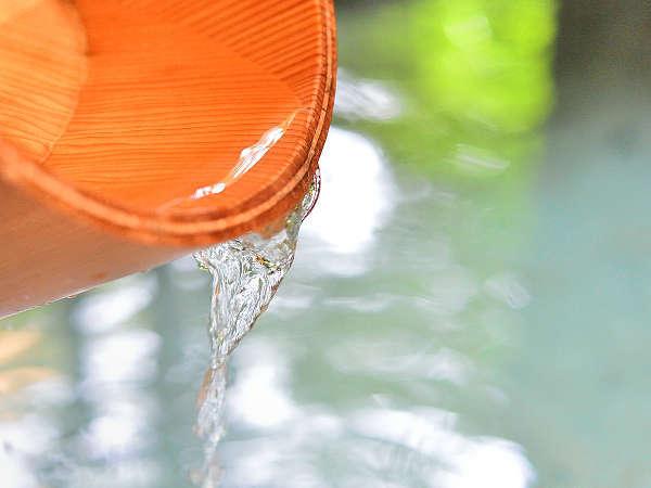 *【温泉】しっとりつるつるの美容液のような温泉