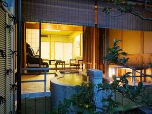 【天橋立温泉】天橋立を望む露天風呂付和室