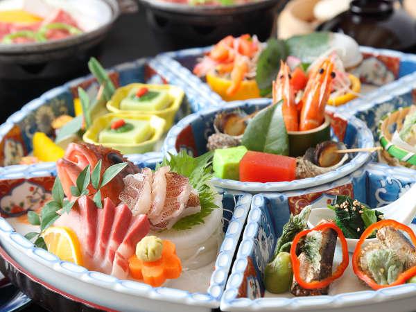 【出島会席(ミニ卓袱)】長崎の郷土料理、卓袱(しっぽく)料理をアレンジ