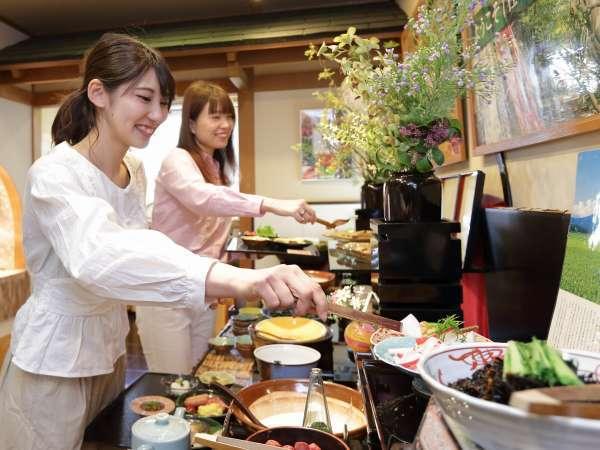 【朝食】宮城の郷土料理がたくさん♪食べ過ぎ注意!