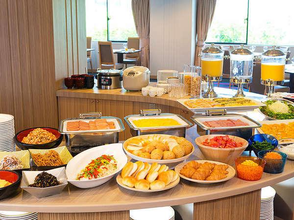 ■朝食バイキング<7:00~9:30(日祝10:00)>