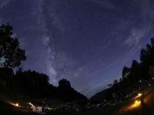 【野熊の庄 月川】『星空と花桃の里』 四季風景とスポーツ・登山など楽しめる温泉宿