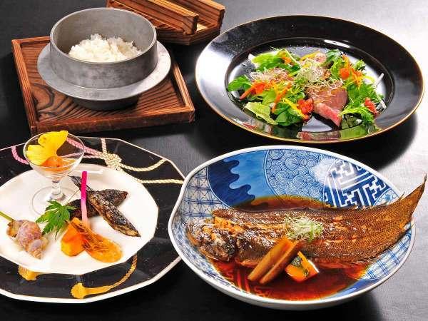 【郷土料理会席】ここでしか味わえない、佐賀の美味しい郷土料理をお楽しみください♪