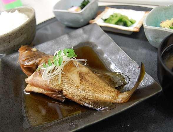 【敦賀といったら】煮魚定食(魚は日替りで)1,000円