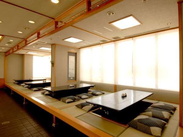 新館レストラン「ねね亭」 夕食会場