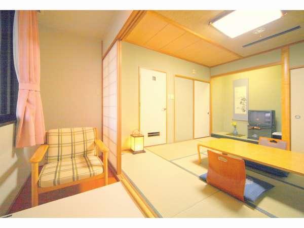 例 和室一例 お部屋でほっこりおしゃべりを楽しみながら。