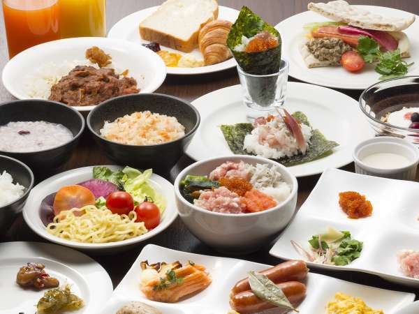 Hareus Breakfast Buffet