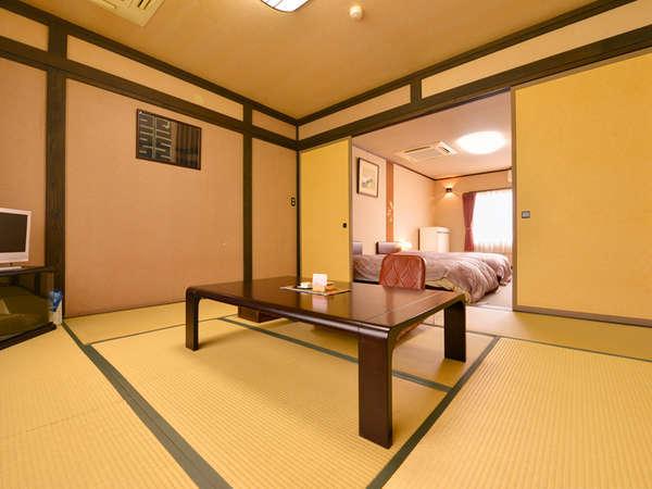 *和洋室/優雅なひと時をお過ごし下さい。